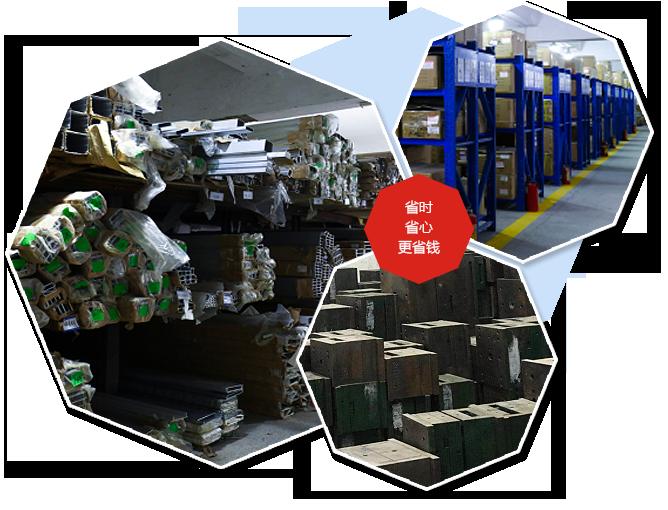 完善的内部大订单出货体系,成shuguan理供货无忧!